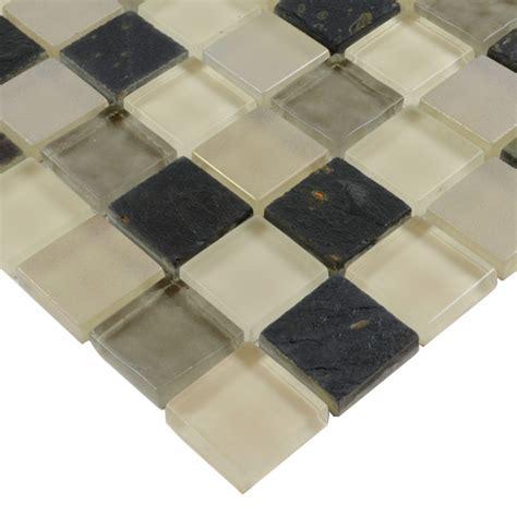 square glass tile backsplash glass mosaic tilessmoky mountain square tiles with