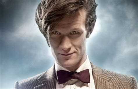 doctor who hairstyles doctor who five reasons matt smith was born to play the