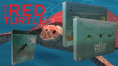 film ghibli elenco la tartaruga rossa unboxing dell edizione prestige del