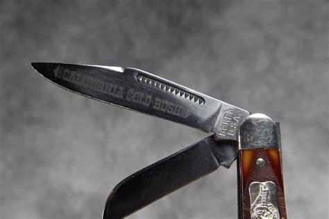 boker great american story knives vintage boker tree brand great american story sutter s