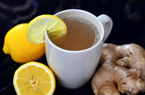 Lemon Tea Detox Ingredients by Detoxing With Lemon And Tea Health Wellness