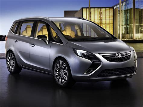 vauxhall zafira 2011 vauxhall zafira tourer concept car desktop wallpapers