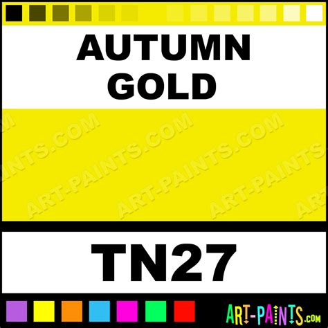 autumn gold powder ink paints tn27 autumn gold paint autumn gold color national