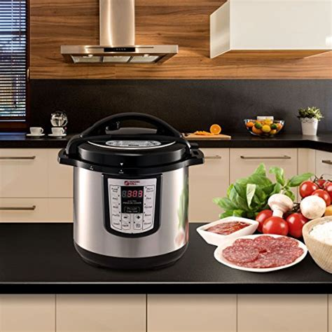Multi Magic Cook magic mill programmable electric pressure cooker multi function for cooking stewing braising