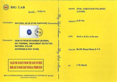 Blue Sapphire Kode Sps 09 batu mulia royal blue sapphire mogok burma sps 229