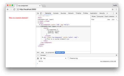 tutorial web components glossary of modern javascript concepts part 2