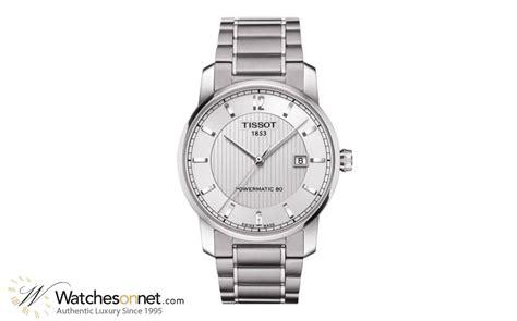 Tissot T0872074403700 Titanium Automatic Silver tissot titanium t087 407 44 037 00 s titanium automatic