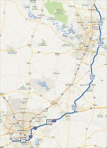 toll road 130 map maps sh130