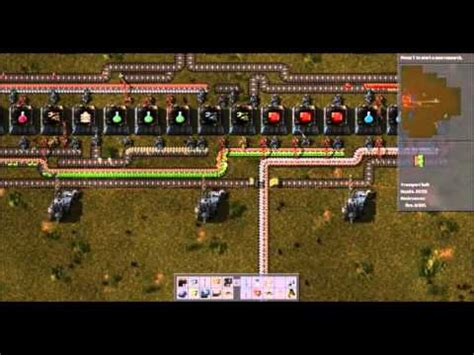 factorio green blue science pack factory