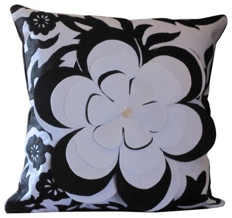 black and white patterned pillows black and white checkered pillow contemporary
