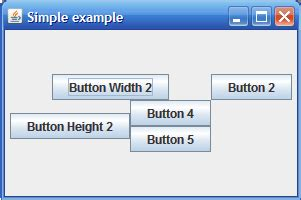 qt setvisible layout how to create a user interface using swing in java