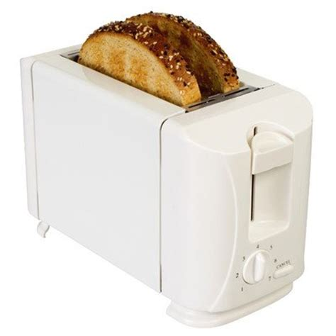 Small White Toaster Brentwood Ts 260 Two Slice Toaster White Small Appliances