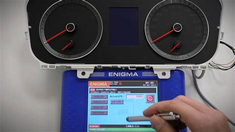 electronic stability control 1996 hyundai sonata instrument cluster hyundai sonata mb91f062bs instrument cluster tacho cuadro 계기판 計器群 enigmatool youtube