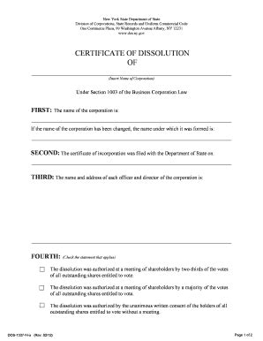 california corporations code section 1505 certificate dissolution fill online printable fillable