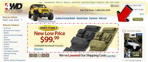 prices new low 4wd smittybilt overhead consoles new low prices coupon code