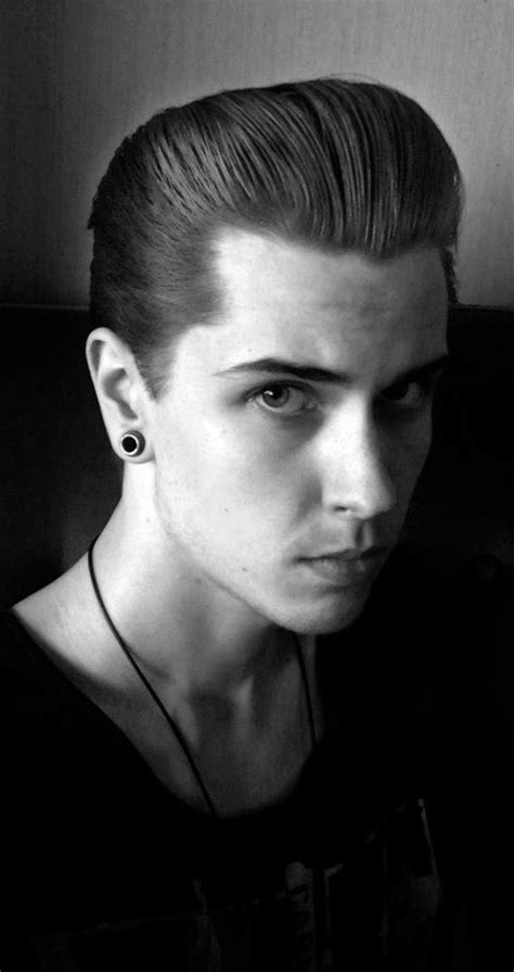rockabilly hairstyles for boys 17 best images about men s pompadour on pinterest taper