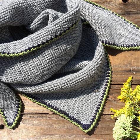stricken schultertuch trachtentuch dreieckstuch wie dreitracht stricken