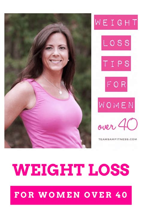 weight loss 40 weight loss tips for 40 teamsam fitness