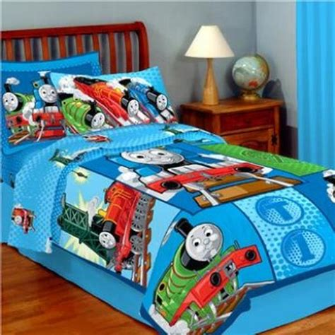 thomas the train bed set thomas the train bedding microfiber twin comforter at