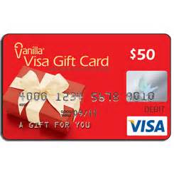 Send Visa Gift Card By Email - 50 visa gift card giveaway 5 01 13