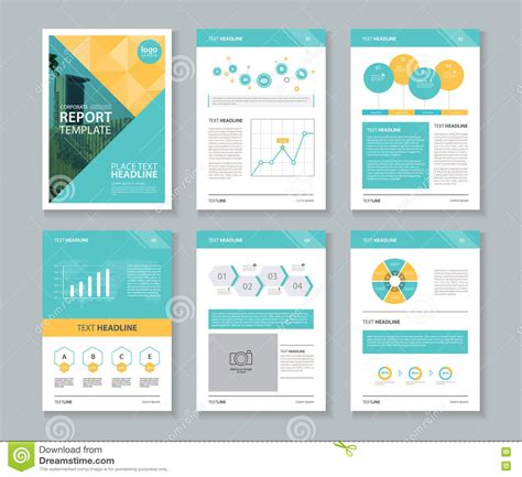 gulf design concept company profile company profile annual report brochure template vector