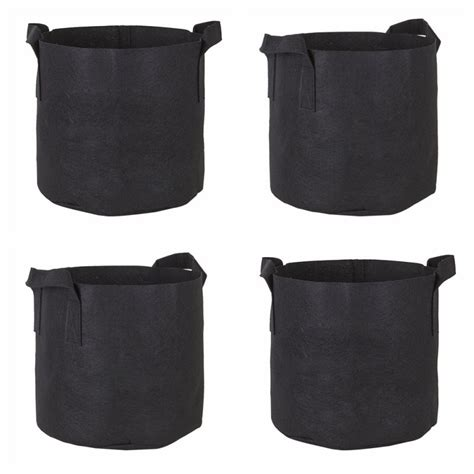 Vegetable Planterbag Large 4x large vegetable patio plant pot planter garden potato grow bag planters bag ebay