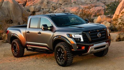 nissan titan 2018 2018 nissan titan warrior price and release date youtube