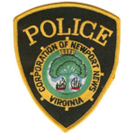 Newport News Virginia Arrest Records Officer Larry Douglas Bland Newport News Department Virginia