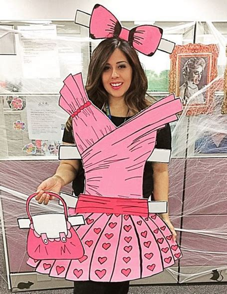 How To Make A Paper Doll Costume - 25 easy last minute costume ideas diy