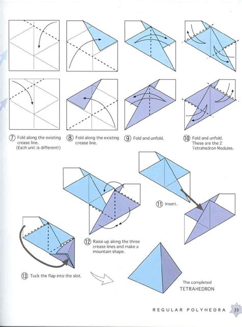 Origami Patterns For Beginners - 151 beste afbeeldingen origami op quilt