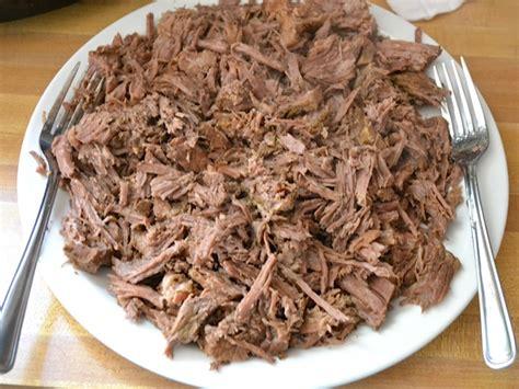 multi purpose shredded beef budget bytes
