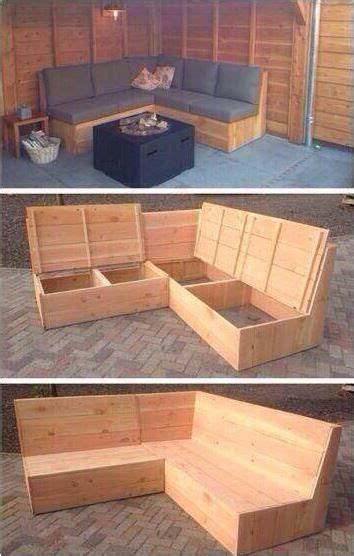 diy outside seating area 17 best images about recycled wood projects on