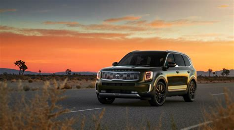when does the 2020 kia telluride come out 2020 kia telluride safety features and iihs rating