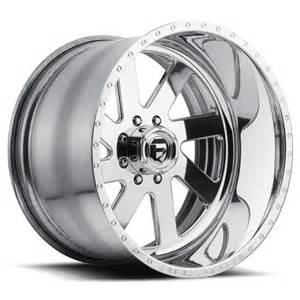 Fuel Forged Truck Wheels Fuel Forged Ff02 Polished Or Black And Machined Truck