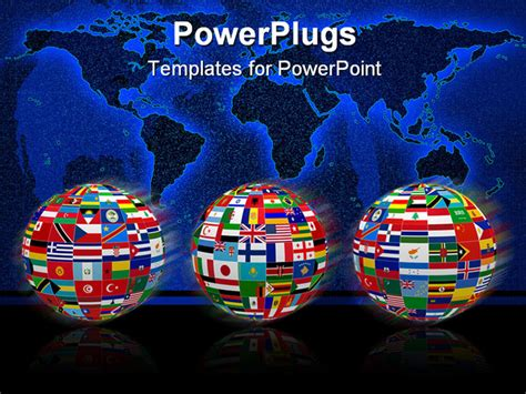 Powerpoint Template Category Page 1 Jemome Com Flags Of The World Powerpoint