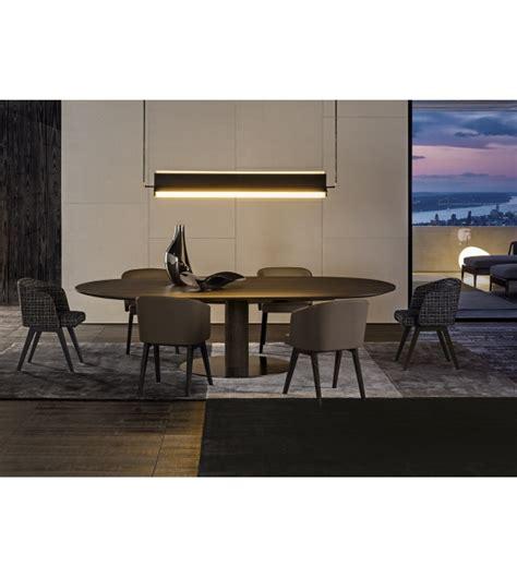 bellagio dining wood minotti table milia shop