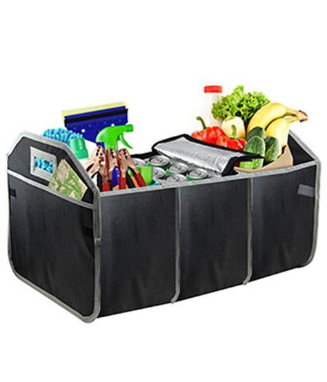 Buy One Get One Bank Pocket Organizer Premium 2e6r car trunk cargo organizer collapsible bag storage folding pocket box holder grocery bag