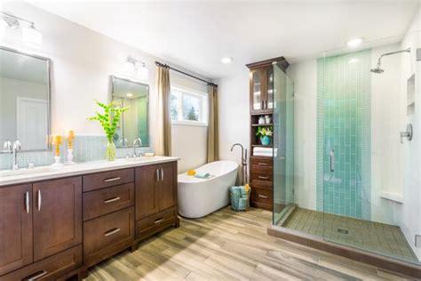 spa like bathroom ideas home planning ideas 2018 maximum home value bathroom projects tub and shower hgtv