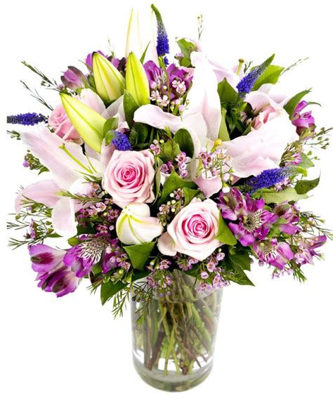 Anniversary Flowers by Anniversary Flowers Pinks Flowers By Flourish