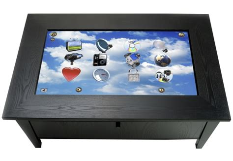 digital coffee tables tech4globe