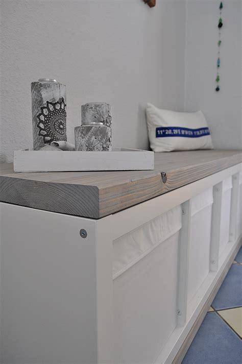 Flur Garderoben Bei Ikea by Diy Flur Makeover Mit Ikea Hack Und Selbstgebauter