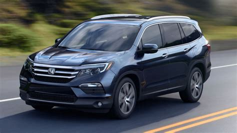 suv honda pilot comparison honda pilot 2016 vs ford explorer sport