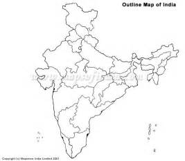India Map Outline by Pics Photos India Map Outline Without States