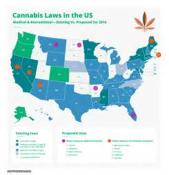 Medical Marijuana States Map by All The States Voting On Legalizing Recreational Marijuana