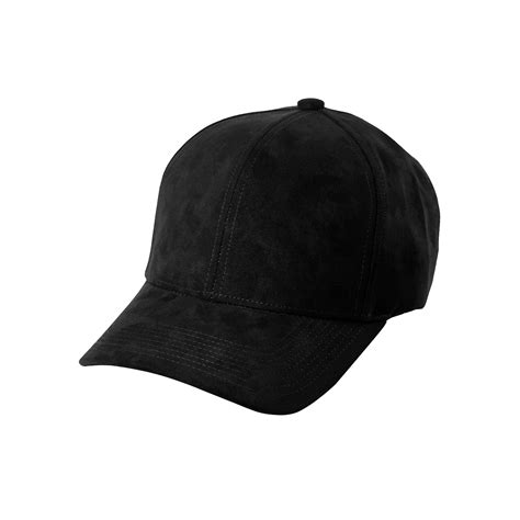 Baseball Hat Black dsline baseball cap black suede gold dsline basics