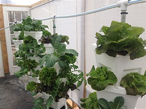 vertical hydroponic diy 4 tower garden system your