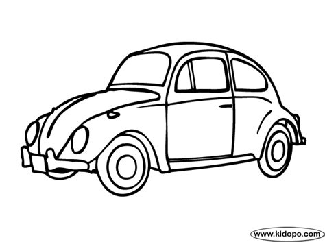 auto mobile coloring page coloring pages pinterest