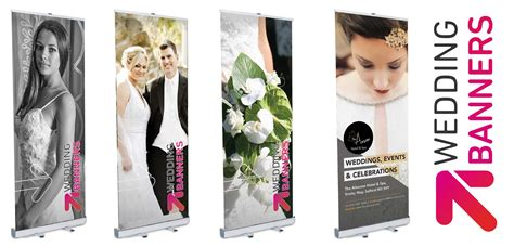 Wedding Banner Uk by Wedding Pop Banners Are Our Speciality We Print For