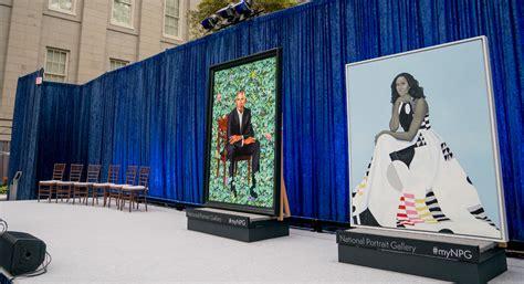sean spicer obama portrait the hidden political message of michelle obama s portrait