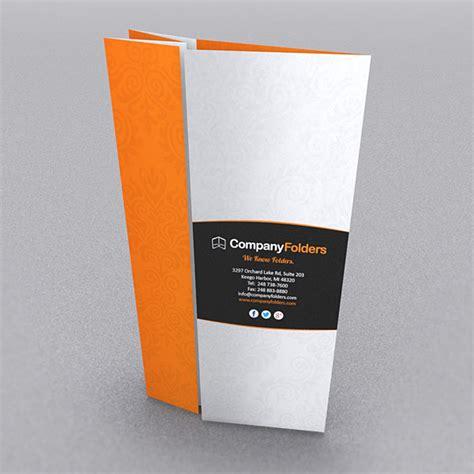 Unique Paper Folds - 9 stylish folder brochure folds for print designers